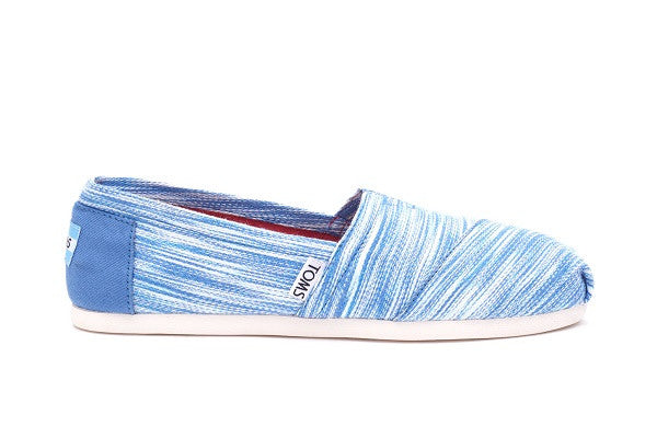 BLUE SPACE DYE WOMEN'S CLASSICS - SustainTheFuture.us - The Natural and Organic Way of Life