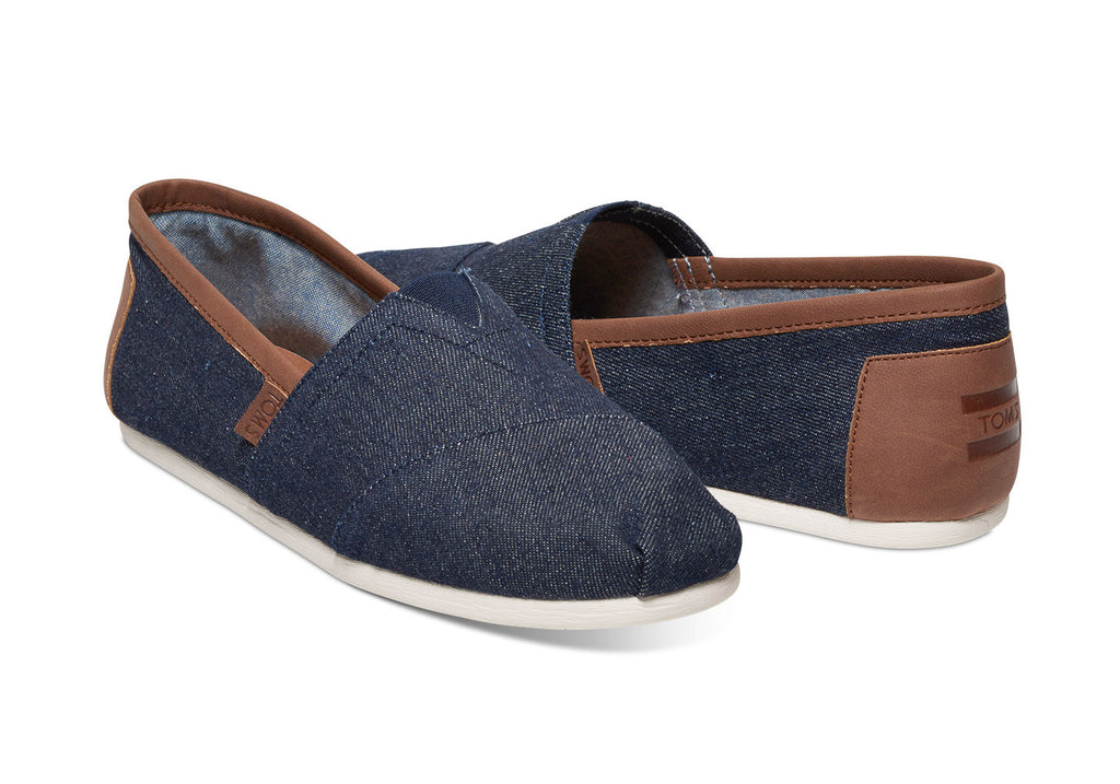 FROST GREY CHAMBRAY MEN'S CLASSICS - SustainTheFuture.us - The Natural and Organic Way of Life