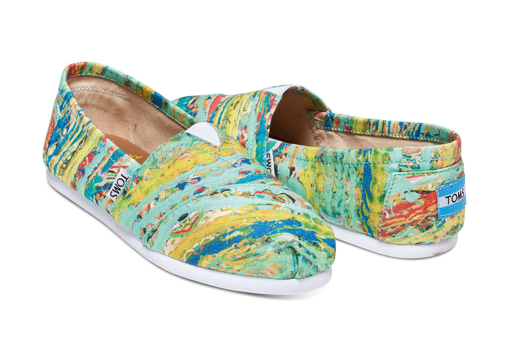 LIGHT BLUE/MULTI TYLER RAMSEY WOMEN'S CLASSICS - SustainTheFuture.us - The Natural and Organic Way of Life