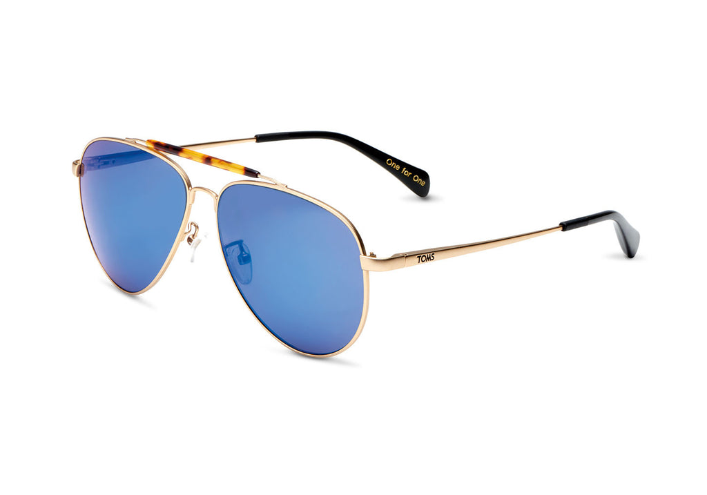 MAVERICK 301 SATIN GOLD ZEISS POLARIZED - SustainTheFuture.us - The Natural and Organic Way of Life