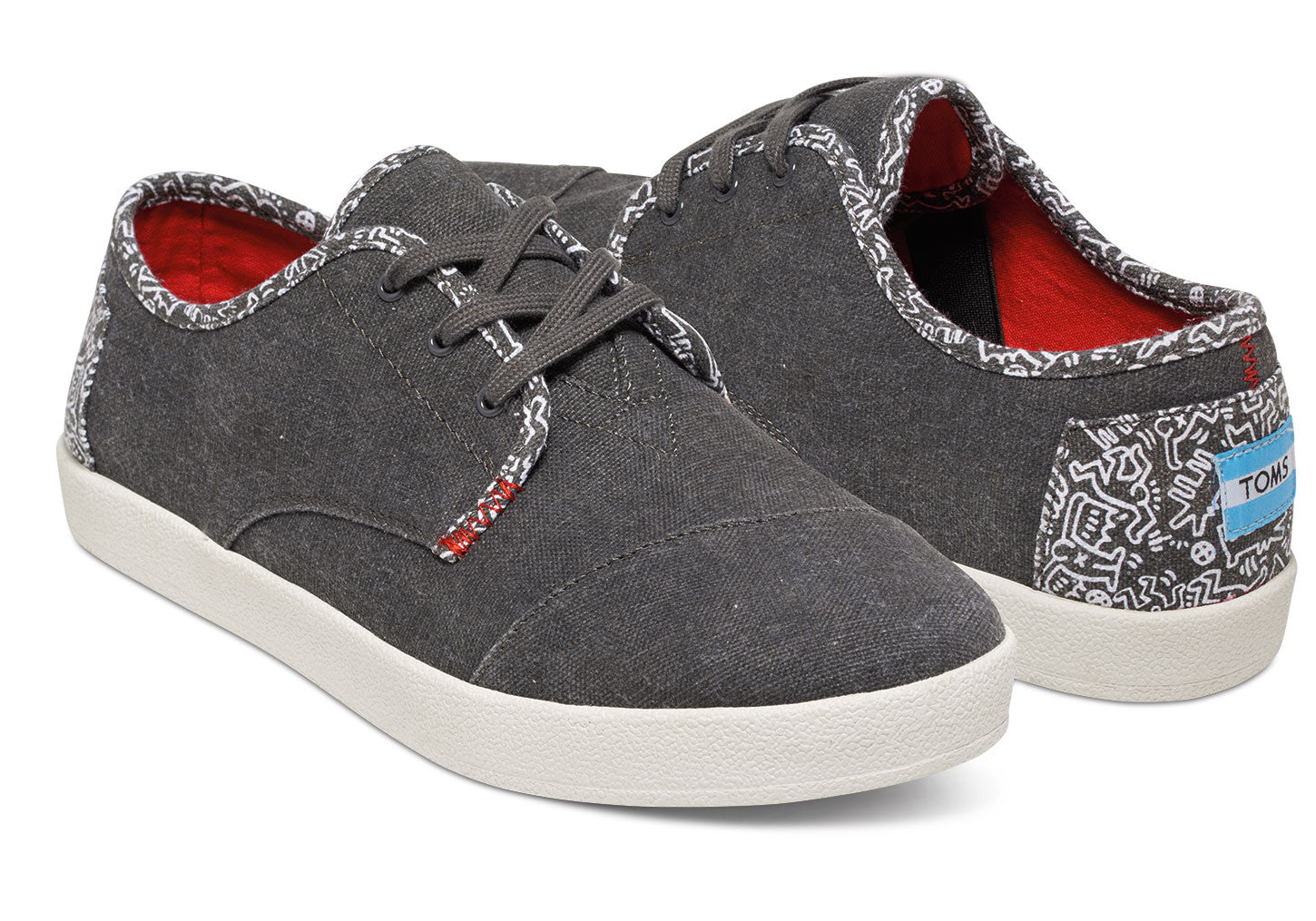 ... KEITH HARING CHALKBOARD MEN'S PASEOS - SustainTheFuture.us - The  Natural and Organic Way of ...