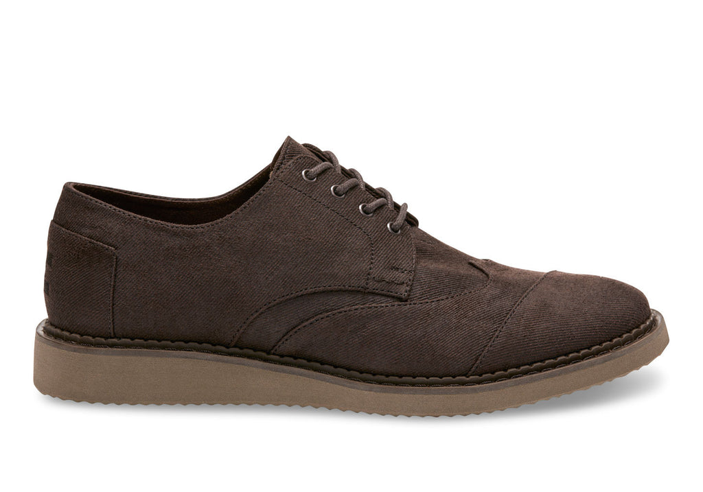 ASH AVIATOR TWILL MEN'S BROGUES - SustainTheFuture.us - The Natural and Organic Way of Life