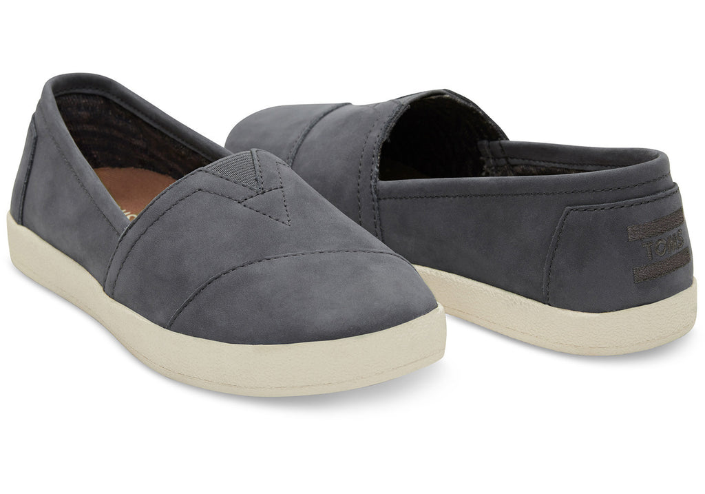 CASTLEROCK GREY NUBUCK LEATHER WOMEN'S AVALONS - SustainTheFuture.us - The Natural and Organic Way of Life
