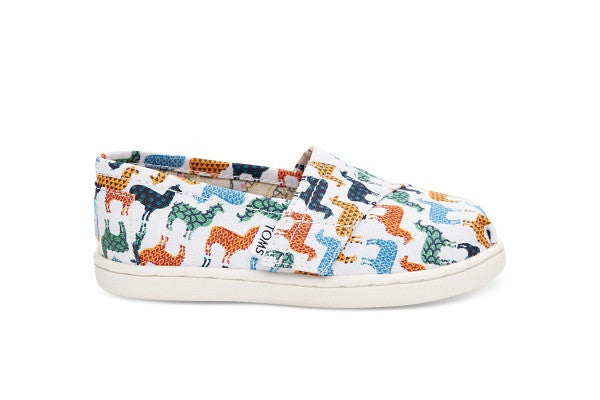 LLAMAS PRINT CANVAS TINY TOMS CLASSICS - SustainTheFuture.us - The Natural and Organic Way of Life