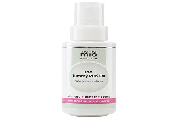 Mama Mio The Tummy Rub Oil (120ml). - SustainTheFuture.us - The Natural and Organic Way of Life