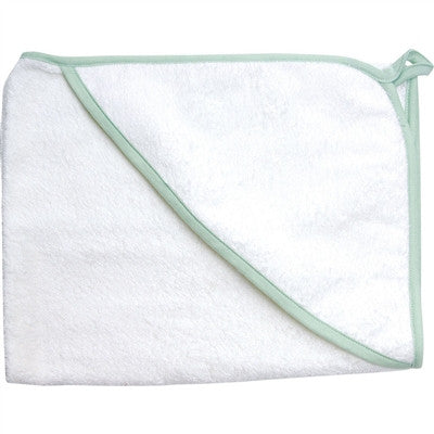 Organic Hooded Towel -  it a perfect gift for a baby boy or girl!