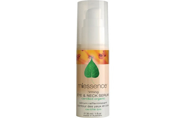 Firming Eye & Neck Serum (crow's feet/aging eye and neck area) - SustainTheFuture.us - The Natural and Organic Way of Life