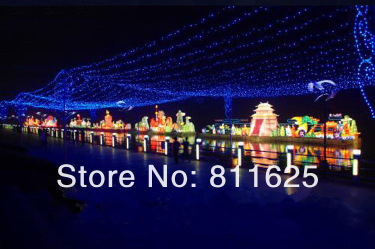 200 LED 20M String Fairy Lights Christmas Xmas 64ft Garland decoration Wedding party Decoration Colourful Blue White Yellow Pink
