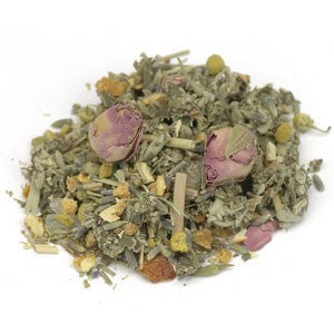 Herbal Bath Blend Organic - mix of relaxing