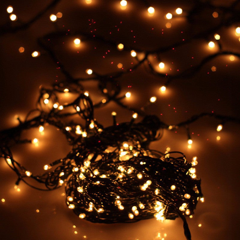 100 Incandescent String Fairy Lights for Xmas Party Wedding Unique Warm white #74354