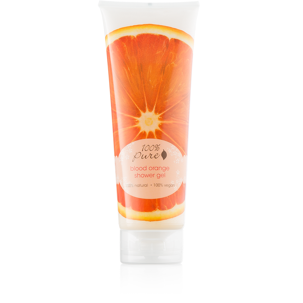 Blood Orange Shower Gel