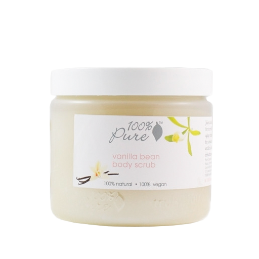 Vanilla Bean Body Scrub
