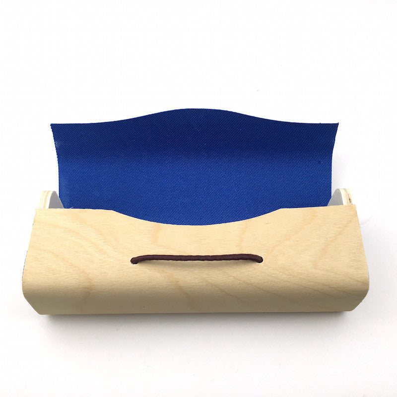 Ecofriendly Handmade Bamboo Eyeglasses Case Sunglasses Case BC02