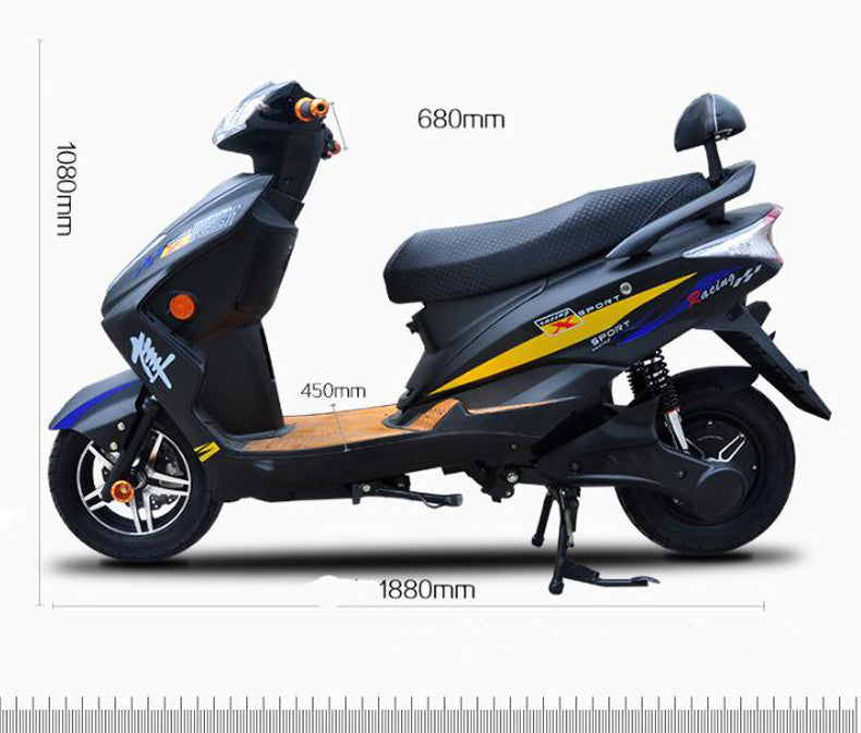 Electric bicycle 60V~96V/20A/Xunying  Electric Motorcycle long-distance running king luxury electric cars/tb330910
