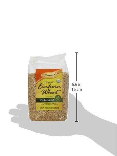 Roland Wheat, Organic Einkorn - suitable for use by restaurants, professional chefs