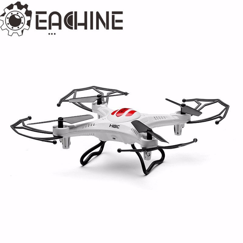 2016 Hot Sale Eachine H8C Mini With 2MP Camera 2.4G 6-Axis Headless Mode RC Quadcopter RTF