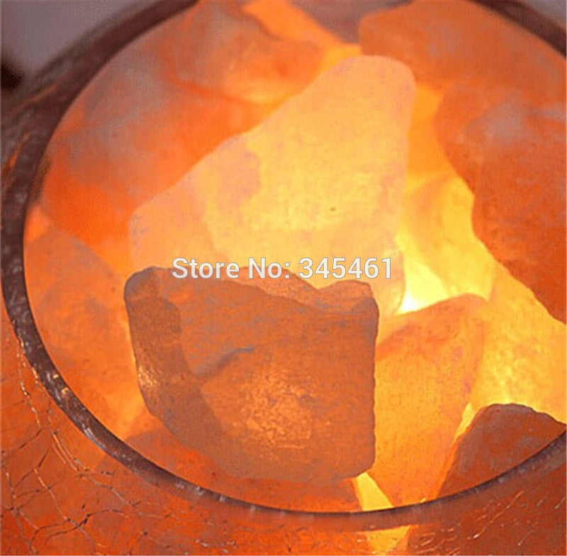 2016 New Arrival 100% Natural Crystal Salt Rock Lamp Himalayan Salt Lamp for Air Purification Therapy Table/Desk Night Light