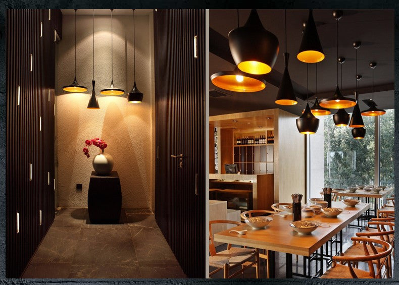 2016 new pattern American country style art pendant light Retro hanging lamp black 110v 220v with 5w bulb for Dining room living