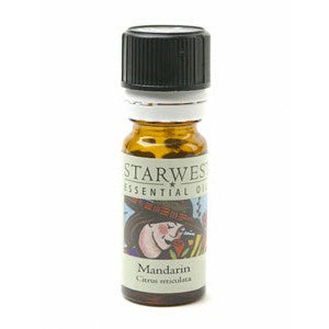 Mandarin Essential Oil - Organic - SustainTheFuture.us - The Natural and Organic Way of Life