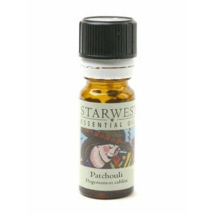 Patchouli Essential Oil - has a long lasting, sweet