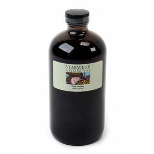 Pine Needle Essential Oil - Fresh, strong, dry, balsamic,