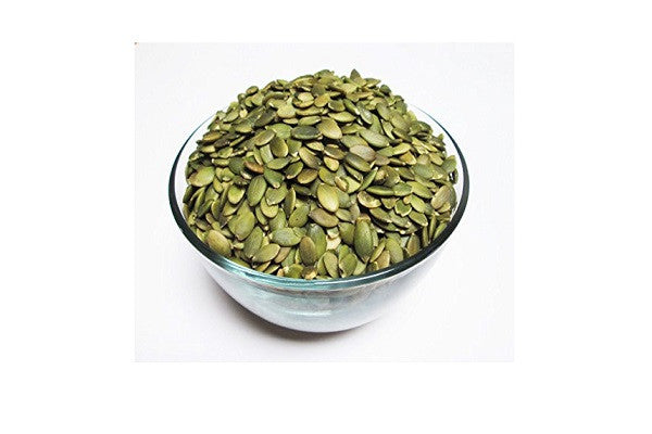 Organic Raw Pepitas / No Shell Pumpkin Seeds, 16 oz bag. AA Grade - high in protein
