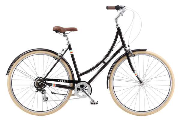PUBLIC C7 Bike - Classic Dutch Bike