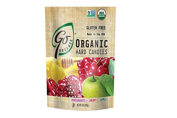 GoOrganic Assorted Gluten Free Hard Candies, 30-Ounce Bag - gluten free - SustainTheFuture.us - The Natural and Organic Way of Life