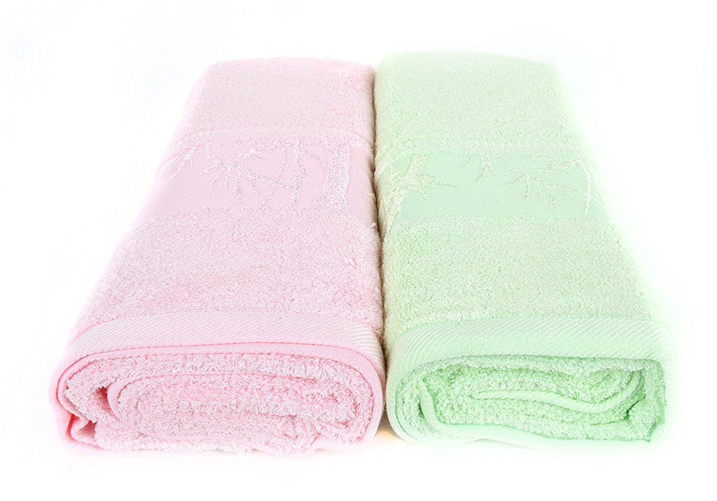 ATMO Premium 100% Bamboo Fiber Bath and Baby Towels, Ultra Soft, Super Absorbent - SustainTheFuture.us - The Natural and Organic Way of Life