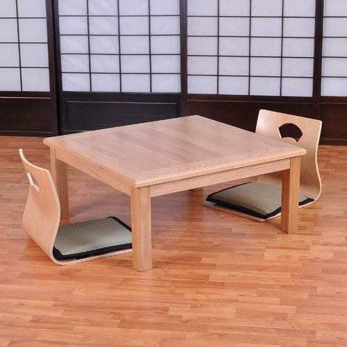 (4pcs/lot) Japanese Zaisu Legless Chair Natural Finish Seat Cushion Floor Seating Furniture Tatami Meditation Backrest Chair