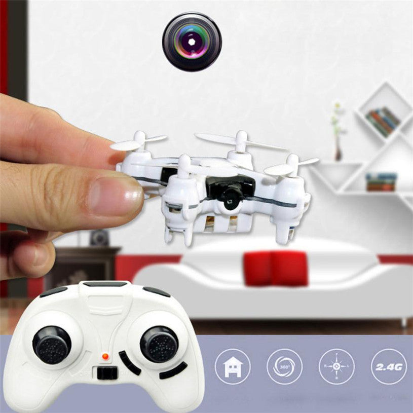 1506 2.4G 4CH 6-Axis Mini RC Quadcopter Small Drone Helicopter with 3.0MP Camera SEP 30