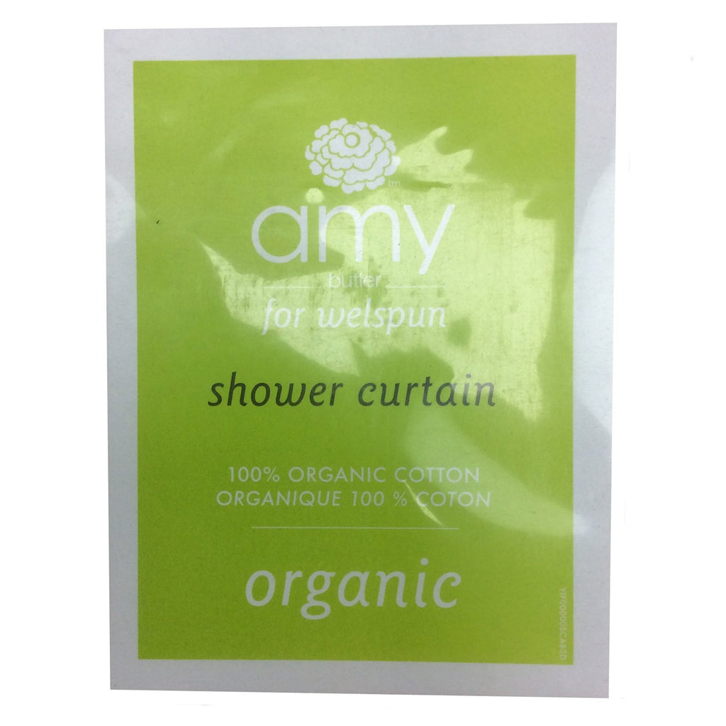 Amy Butler Organic Cotton Shower Curtain - Brings a certain charm and sense of style to any bathroom - SustainTheFuture.us - The Natural and Organic Way of Life