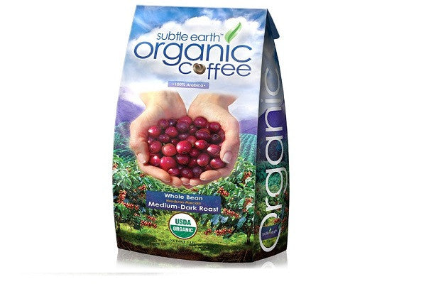 5LB Cafe Don Pablo Subtle Earth Organic Gourmet Coffee - Medium-Dark Roast - SustainTheFuture.us - The Natural and Organic Way of Life