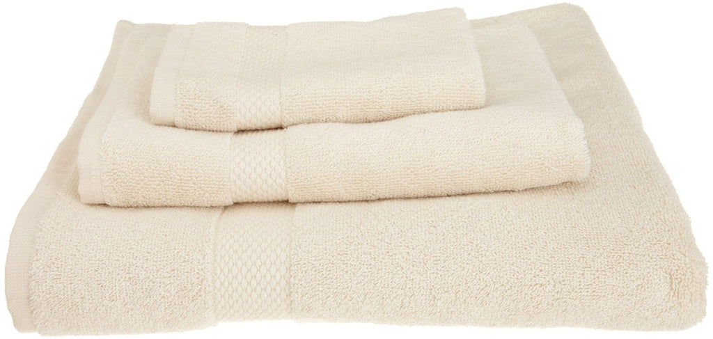 Pure Fiber Organic Cotton Bath Towel Set, Pure White - Crafted to plush perfection