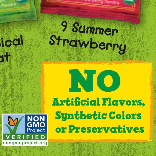 Annie's Homegrown Organic Bunny Fruit Snacks - Made with real fruit juice, Gluten Free - SustainTheFuture.us - The Natural and Organic Way of Life