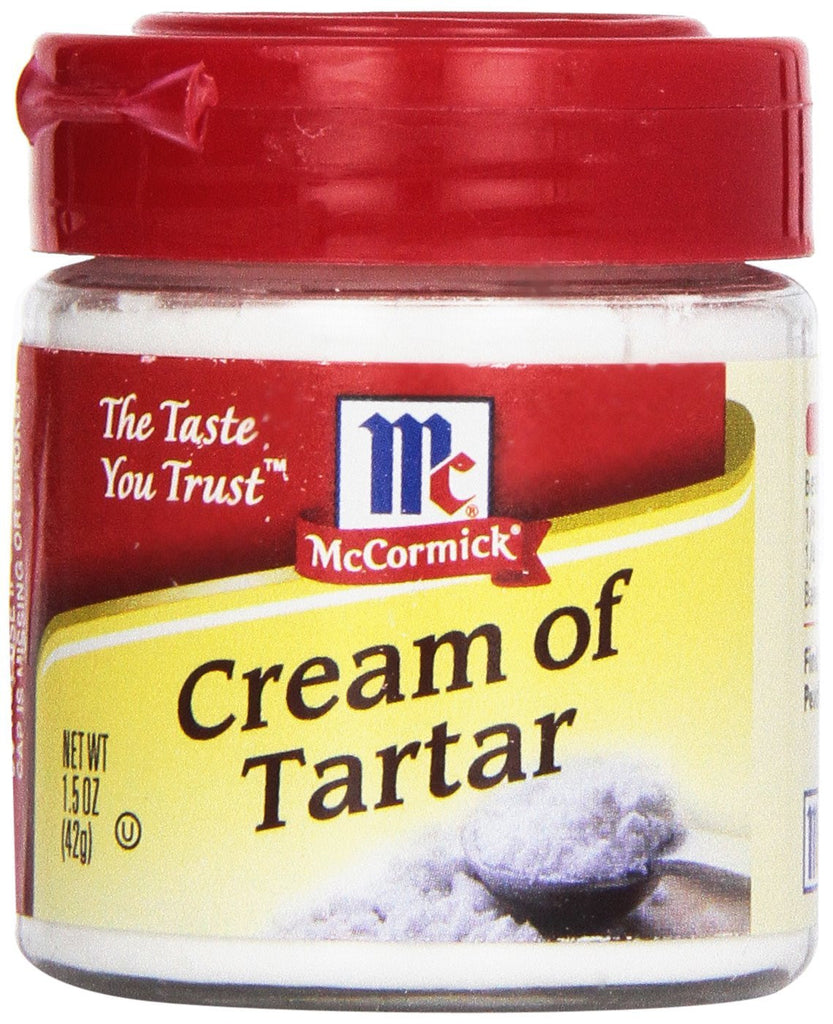 McCormick Cream of TartarUnit - 1.5 oz - 6 pk