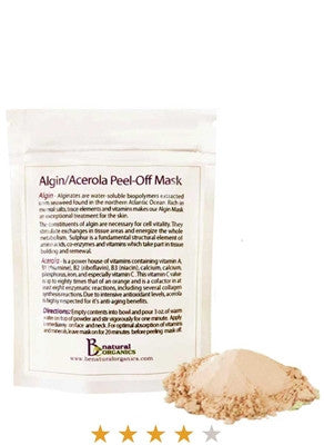 Algin Acerola Peel-Off Mask
