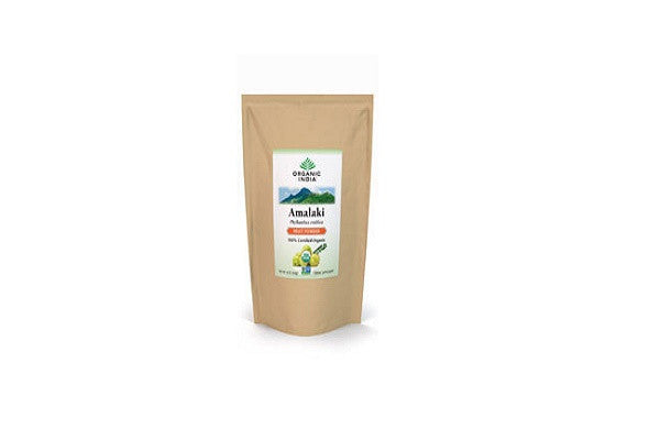 ORGANIC INDIA Amalaki Powder - 1 lb. - USDA-Certified Organic