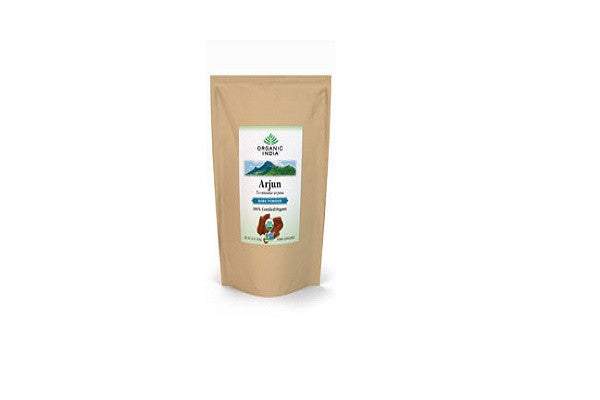 ORGANIC INDIA Arjun Powder - 1 lb. - USDA-Certified Organic