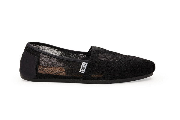 BLACK LACE WOMEN'S CLASSICS - SustainTheFuture.us - The Natural and Organic Way of Life