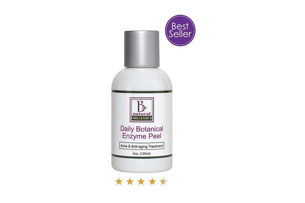 DAILY BOTANICAL ENZYME PEEL - 4 OZ - Gentle, daily chemical exfoliation can be beneficial - SustainTheFuture.us - The Natural and Organic Way of Life