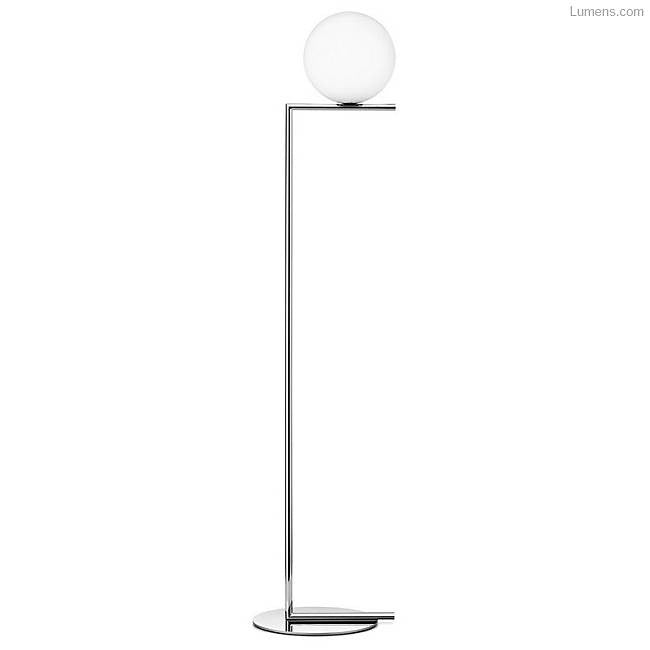 IC Floor Lamp By Michael Anastassiades for FLOS