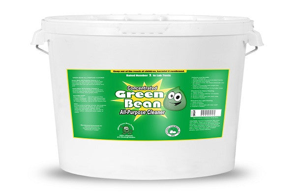 Green Bean All Purpose Cleaner, 5 Gallon - SustainTheFuture.us - The Natural and Organic Way of Life