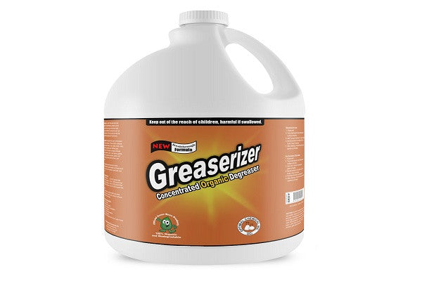 Greaserizer Natural Grease Cleaner, 1 Gallon - SustainTheFuture.us - The Natural and Organic Way of Life