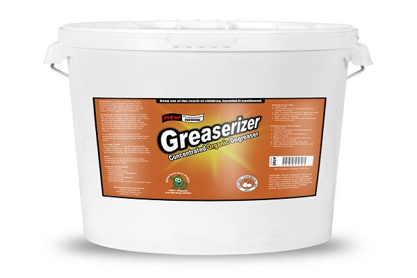 Greaserizer Natural Grease Cleaner, 5 Gallon - SustainTheFuture.us - The Natural and Organic Way of Life
