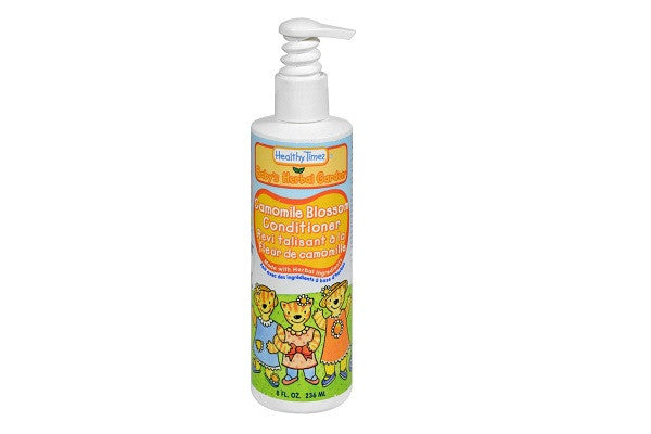 Healthy Times Conditioner Chamomile Blossom - 8 Fl Oz - Herbal Ingredients - SustainTheFuture.us - The Natural and Organic Way of Life