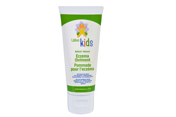 Lafe's Natural Body Care Kids Eczema Ointment - 2.54 Oz - Yeast, Wheat Free - SustainTheFuture.us - The Natural and Organic Way of Life