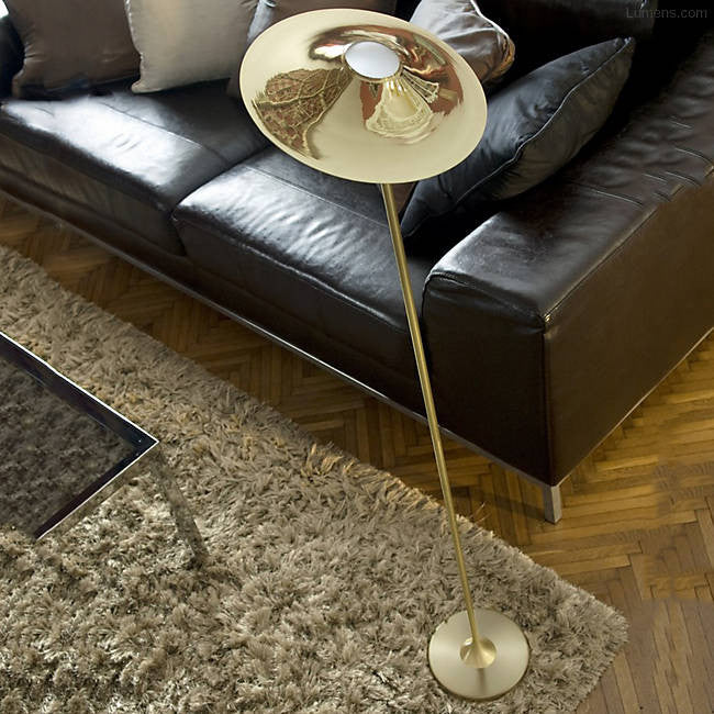 Skew Floor Lamp By Krisztian Mecs for Intueri Light