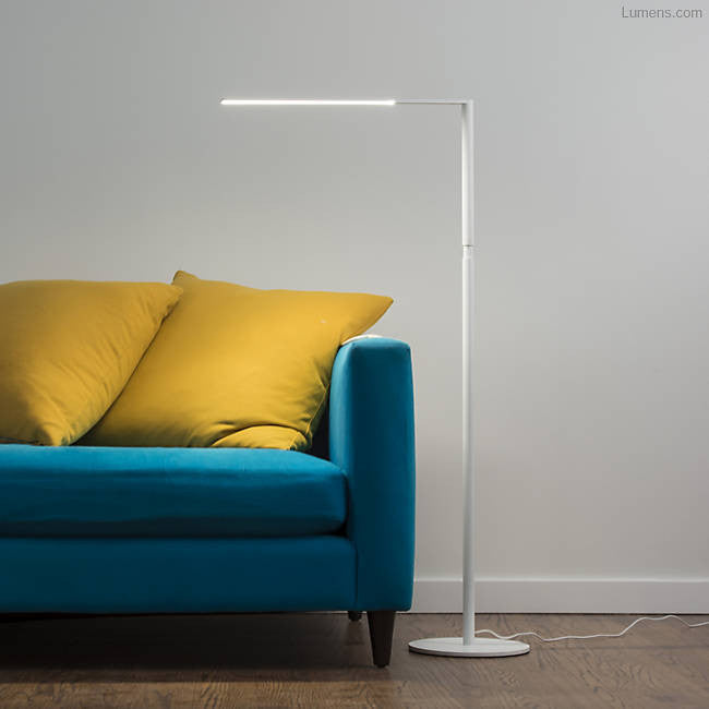 Lady 7 LED Floor Lamp By Koncept