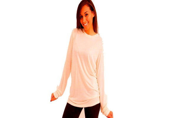 Women's Bamboo T-Shirt, Long Sleeves